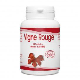 Vigne Rouge Bio - 100 gélules