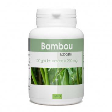 Bambou Tabachir - 100 gélules