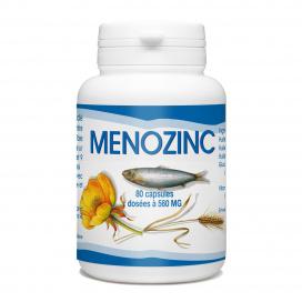 Menozinc - 80 capsules