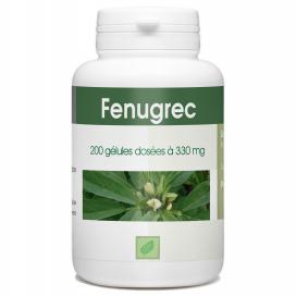 Fenugrec - 200 gélules