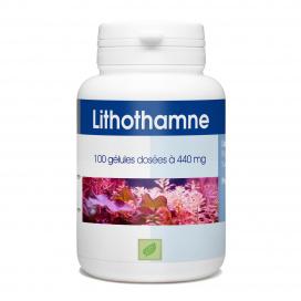 Lithothamne - 440 mg -100 gélules