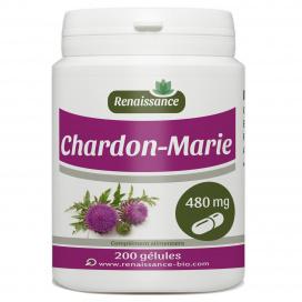 Chardon-Marie - 480mg - 200 gélules