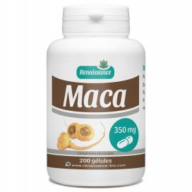 Maca du Pérou - 350 mg - 200 gélules