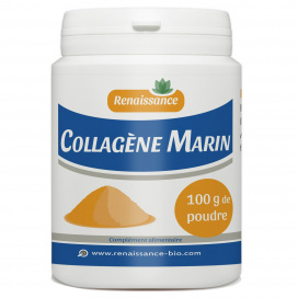 Hydrolysat de collagène marin 100 grammes