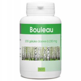 Bouleau Feuille 230mg - 200 gélules