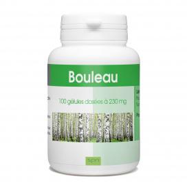 Bouleau Feuille 230mg - 100 gélules
