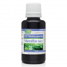 Menthe Poivrée Bio - 30ml