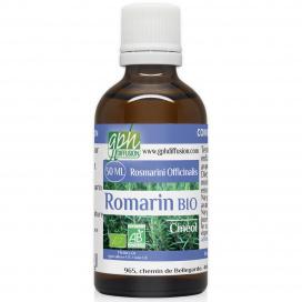 Huile Essentielle de Romarin Cinéol Bio 50ml