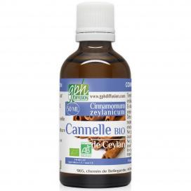 Huile Essentielle de Cannelle de Ceylan Bio - 50ml