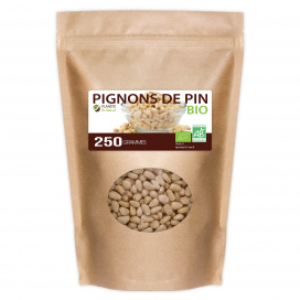 Pignons de Pin Bio - 250g