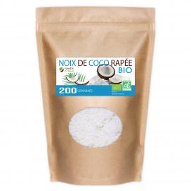 Noix de Coco Rapée Bio - 200g