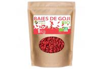 Baies de Goji Bio - 1kg