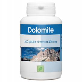 Dolomite - 200 gélules