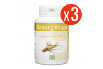 Ginseng Rouge - 300 mg - 300 gélules