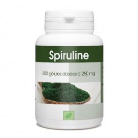 Spiruline - 200 gélules
