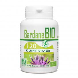 Bardane BIO - 400 mg - 120 comprimés
