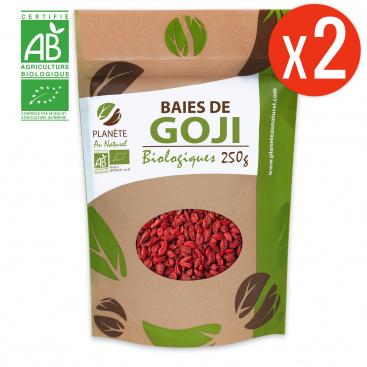 Baies de Goji Bio - 500G