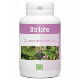 Ballote - 200 gélules dosées à 250 mg