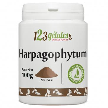 Harpagophytum - poudre 100 g