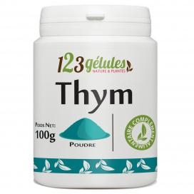 Thym - 100 gr de poudre