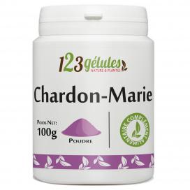 Chardon Marie - Poudre 100 gr