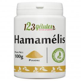 Hamamélis- 100 gr de poudre