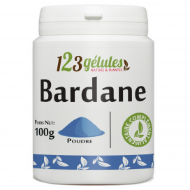 Bardane - Poudre 100 gr