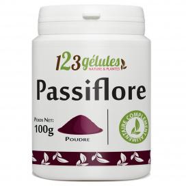 Passiflore - Poudre 100 gr