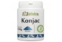 Konjac 150 g de poudre 80% de glucomannane