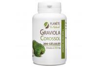 Graviola Corossol 300mg - 200 Gélules