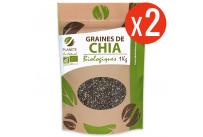 Graines de Chia Bio - 2kg