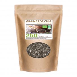 Graines de Chia Bio 250 gr