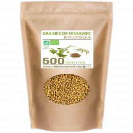 Graines de Fenugrec Bio - 500g