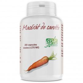Macérat de Carotte - 270mg - 200 capsules