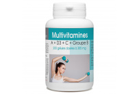 Multivitamines A + D3 + C + Groupe B