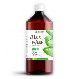 Gel à boire - Aloe Vera