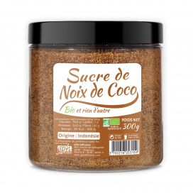Sucre de Noix de Coco Bio - GPH