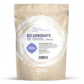 Bicarbonate de Sodium - poudre 500g