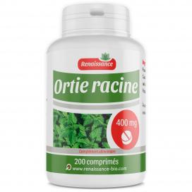 Ortie Racine - 400 mg - 200 comprimés