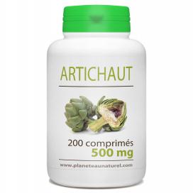 Artichaut 500 mg - 200 comprimés