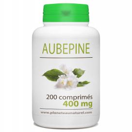 Aubépine 400 mg - 200 comprimés