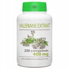 Valériane - 400 mg - 200 comprimés