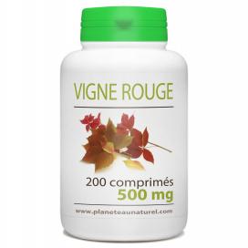 Vigne Rouge - 500 mg - 200 comprimés