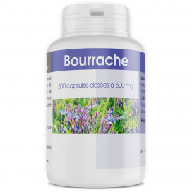 Bourrache - 200 capsules