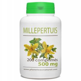 Millepertuis - 500 mg - 200 comprimés