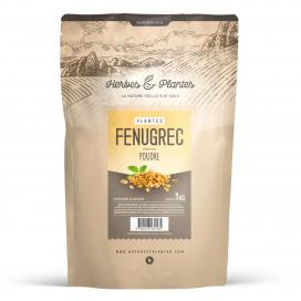 Fenugrec - 1kg de poudre