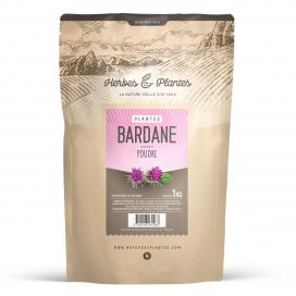 Bardane - Poudre 1 kg