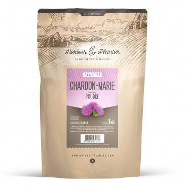 Chardon Marie - Poudre 1 kg