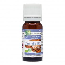 Huile Essentielle de Cannelle de Ceylan Bio