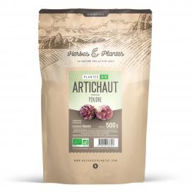 Artichaut Bio (Feuille) - 500 gr de poudre